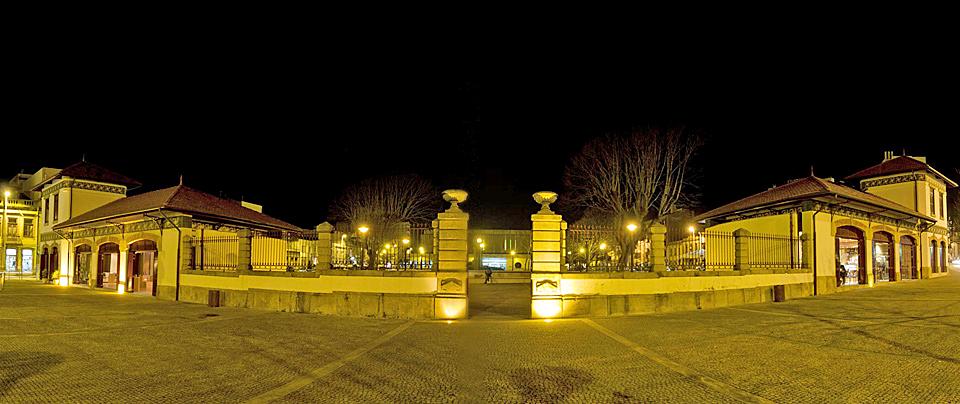Mercado Municipal da Póvoa de Varzim